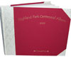 Highland Park Centennial Album | Highland Park, NJ | Handbound book by Rick Black and Bill Bonner | Turtle Light Press
