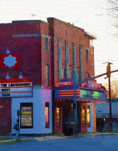 Photo of State Theatre in Falls Church, Va