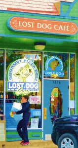 Lost Dog Cafe in Westover