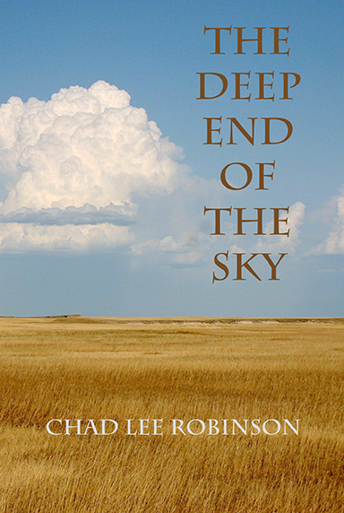 "Cover of Chad Lee Robinson's ""The Deep End of the Sky"""