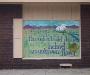 Street mural of Nick Virgilio\'s poem