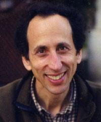 Rick Black, publisher and poet, Turtle Light Press