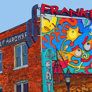 Franklins Brewery & Pub, Hyattsville, MD